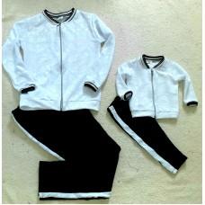 Conjunto calça e jaqueta pt br