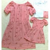 kit Família Ana ruga rose