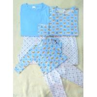 Pijama família ursi