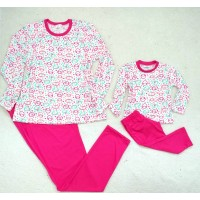 Pijama poodle ML