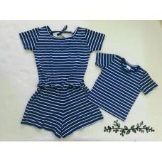 kit macacão com camiseta infantil