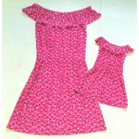 Kit vestido sorvetinho