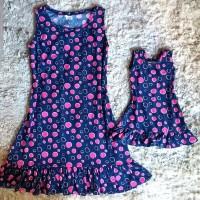 kit vestido poá az pk
