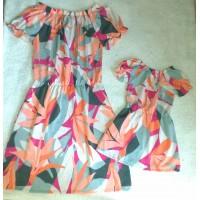 kit vestido color