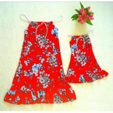 kit vestido cordão babadinho