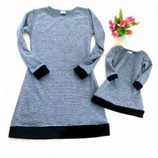 kit vestido tricô Pt Br det pel